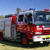 NSW fire engine